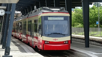 FB Forchbahn Automotrices Be 4/6 61 - 73